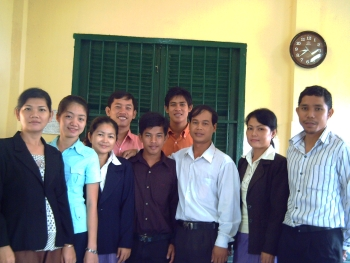The Cambodia Sign Language Committee